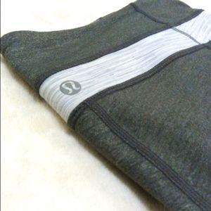 LULULEMON Gray Pants Tall Long